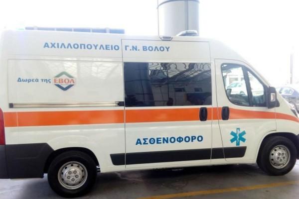 Θρίλερ στον Βόλο - Άνδρας βρέθηκε νεκρός μέσα στο αυτοκίνητό του