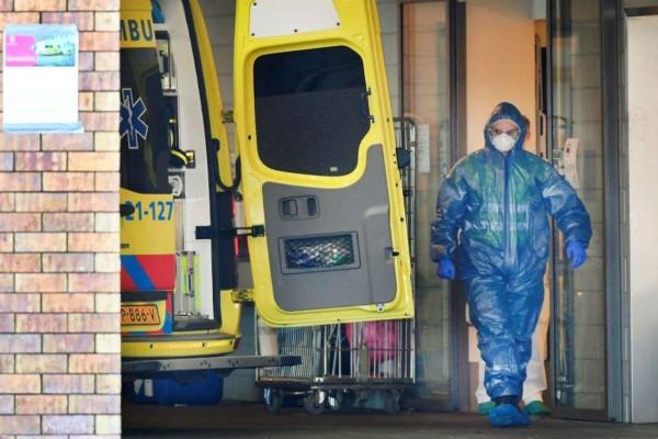 Κορωνοϊός Ολλανδία: Ξεπέρασαν τις 34.000 τα κρούσματα
