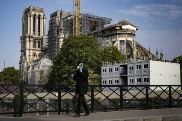 Γαλλία: Ξεκίνησαν πάλι οι εργασίας στην Παναγία των Παρισίων