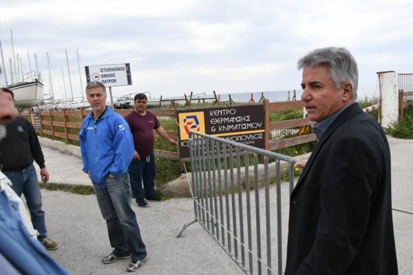 Πάτρα: Περιορισμός των μετακινήσεων στην παραλιακή ζώνη