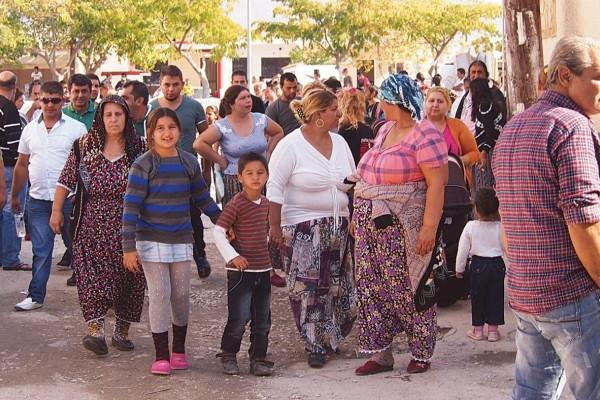 Κορωνοϊός: Έκτακτα μέτρα για τον οικισμό των Ρομά στην Ξάνθη