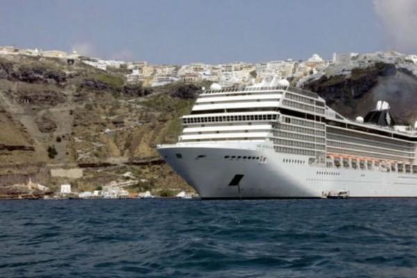 Ολιγόωρη άδεια στα κρουαζιερόπλοια μόνο για ανεφοδιασμό σε ελληνικά λιμάνια