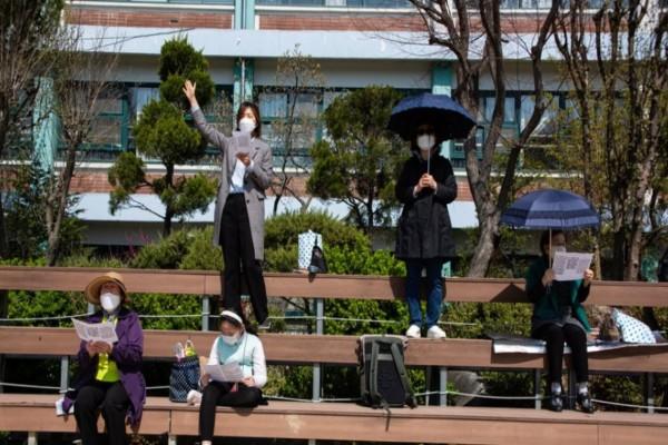 Κορωνοϊός – Νότια Κορέα: 51 ασθενείς βρέθηκαν ξανά θετικοί αφού είχαν αναρρώσει