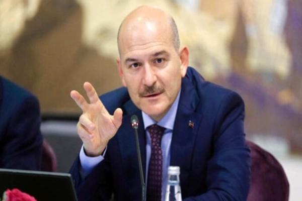 Σοκ στην Τουρκία: Παραιτήθηκε ο Υπουργός Εσωτερικών