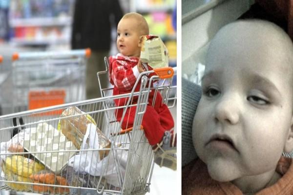 Έβαλε τον γιο της στο καρότσι του σούπερ μάρκετ - Την επόμενη μέρα