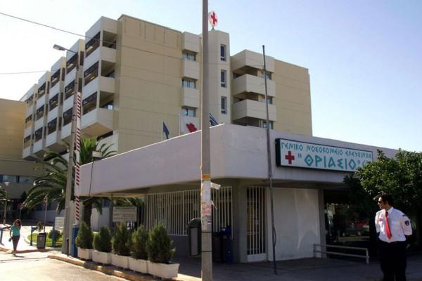 Συναγερμός στο Θριάσιο: Θετική στον κορωνοϊό νοσηλεύτρια της ΜΕΘ
