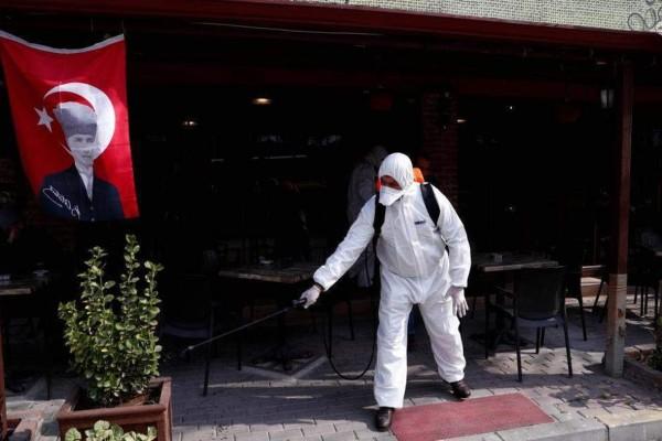 Τουρκία: 649 νεκροί – 30.217 κρούσματα του κορωνοϊού (video)