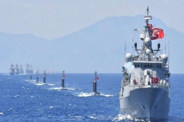 Απύθμενο τουρκικό θράσος: Κορυφαίος Ναυτικός αμφισβητεί την κυριαρχία της Ελλάδας σε μεγάλα νησιά του Αιγαίου