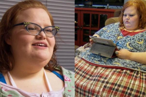 33χρονη υπέρβαρη έχασε 208 κιλά και σήμερα είναι μια θεά - Θα πάθετε πλάκα