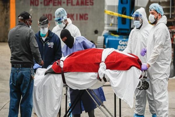 Απίστευτη τραγωδία: Στους 1.196 οι νεκροί από κορωνοϊό στις ΗΠΑ το τελευταίο 24ωρο