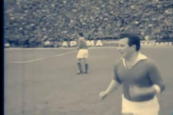 Βίντεο ντοκουμέντο – Ο Κούρκουλος να παίζει μπάλα με τον Κώστα Βουτσά και τον Λάμπρο Κωνσταντάρα (Video)