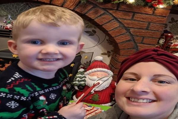 31χρονη μητέρα με λίγους μήνες ζωής γιορτάζει τα Χριστούγεννα μέσα στο Πάσχα- Ο λόγος θα σας συγκινήσει
