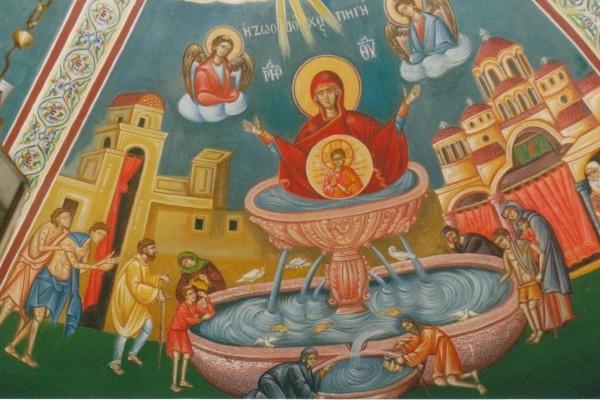 Ζωοδόχου Πηγής: Η μεγάλη γιορτή της Ορθοδοξίας που τιμάται σήμερα, 24 Απριλίου
