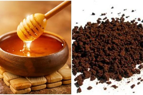 Ανακάτεψε στιγμιαίο καφέ με μέλι και χάρισε στο δέρμα της αυτό που ονειρεύονται όλες οι γυναίκες