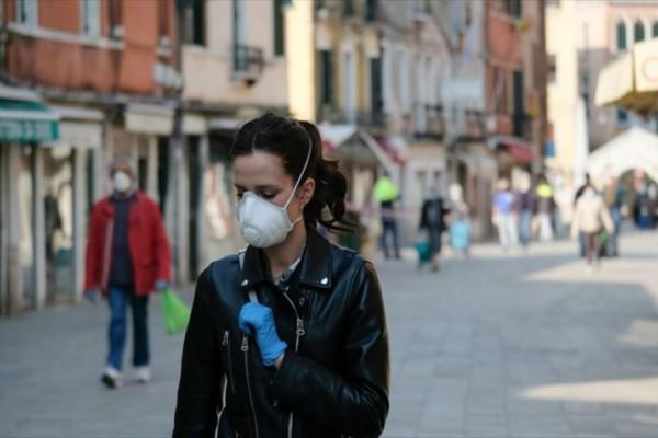 Κορωνοϊός Ιταλία: 242 νέοι θάνατοι μέσα σε ένα 24ωρο