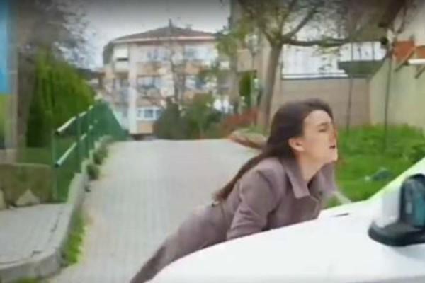 Ραγδαίες εξελίξεις στην Elif - Ένα αυτοκίνητο χτυπάει την Ασουμάν