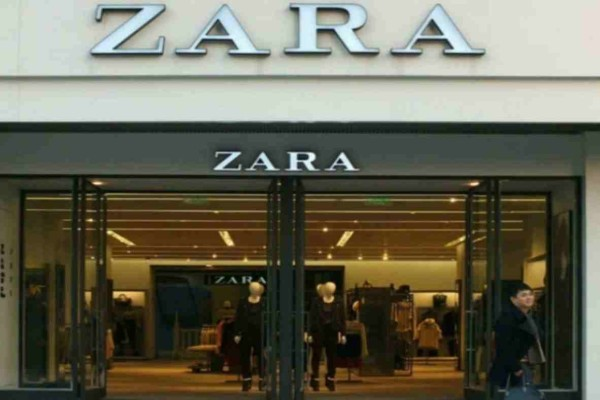ZARA: Το άκρως καλοκαιρινό τζιν στο πιο ανατρεπτικό χρώμα  - Θα λατρέψεις τη γραμμή και την τιμή του