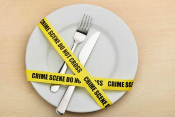 Τροφή θάνατος για την υγεία σας - Προσοχή