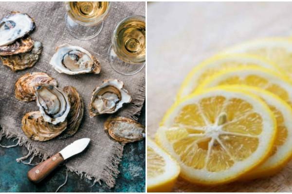 Μαζί με τα θαλασσινά σέρβιρε και ένα μπολάκι με χυμό λεμονιού - Μόλις δείτε το λόγο θα εκπλαγείτε!