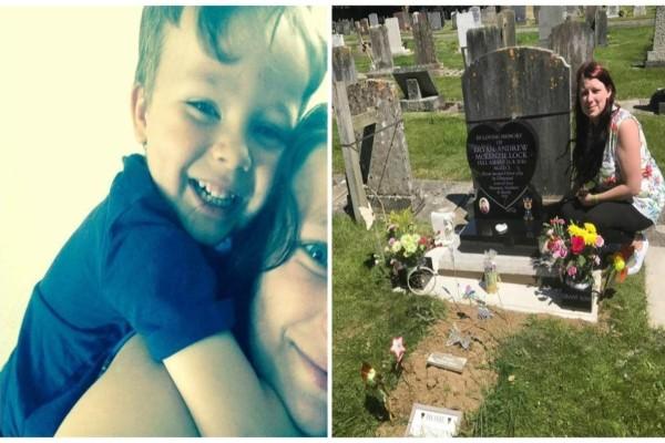 3χρονο αγοράκι πέθανε στον ύπνο όταν έξυσε τα σπυράκια του - Η μητέρα του προειδοποιεί για αυτόν τον κίνδυνο