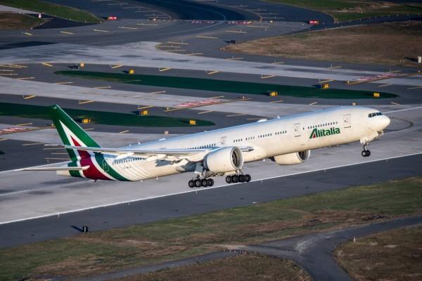 Alitalia, το αγαπημένο παιδί της κυβέρνησης