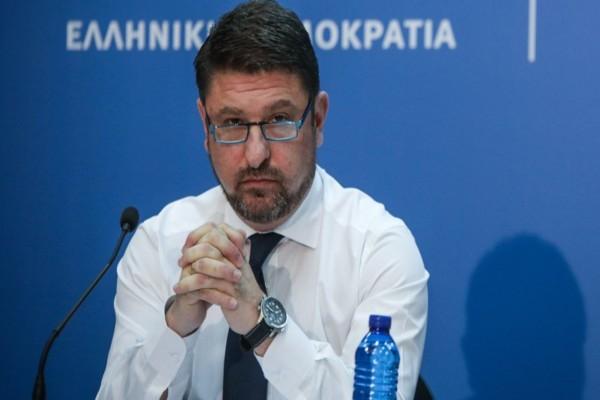 Νίκος Χαρδαλιάς: Δεν φαντάζεστε την ηλικία του Υφυπουργού Πολιτικής Προστασίας