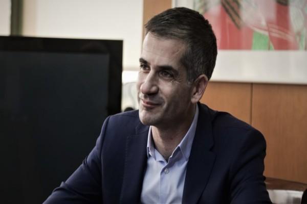 «Το στοίχημα της πόλης είναι...» - Έδωσε το σύνθημα για το «Μεγάλο Περίπατο της Αθήνας» ο Κώστας Μπακογιάννης