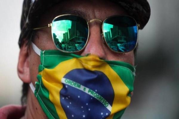 Κορωνοϊός: Πάνω από 16.000 νεκροί στην Βραζιλία