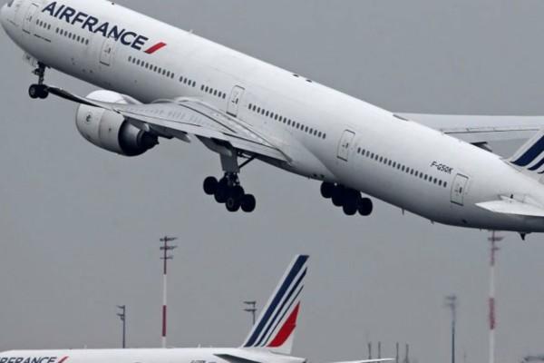 «Βόμβα» από την Air France