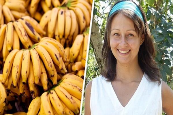 Έτρωγε μόνο μπανάνες για 12 ημέρες και...Θα πάθετε πλάκα με αυτό που συνέβη στο σώμα της
