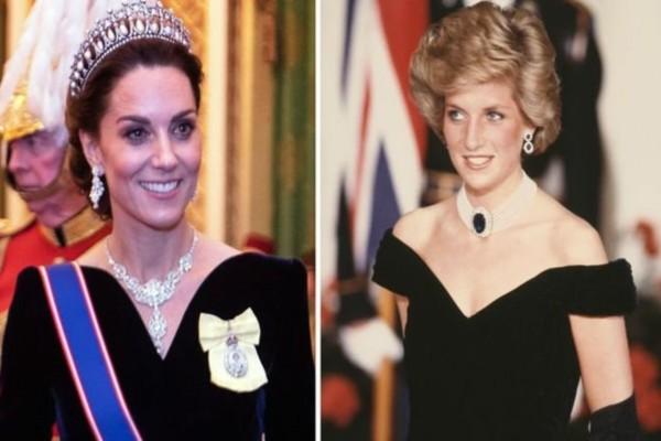 Πριγκίπισσα Νταϊάνα: Παρέδωσε μαθήματα στυλ πριν από 20 χρόνια - Πάτησε την Κέιτ Μίντλετον