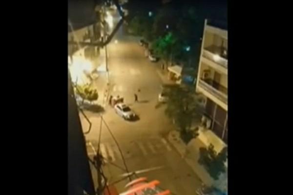 Φοβερό: Διέρρηξαν κοσμηματοπωλείο στην Ημαθία με την χρήση οχήματος