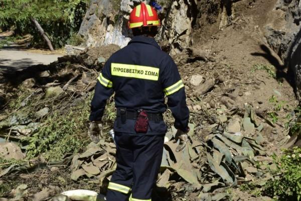 Συναγερμός για αγνοούμενο στην Αράχωβα - Επιχείρηση διάσωσης