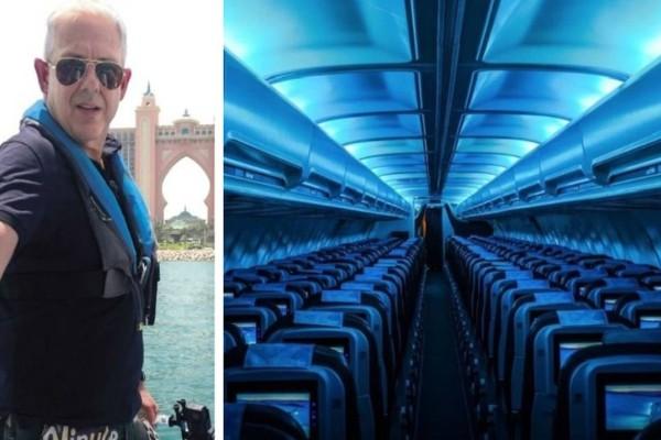 Τάσος Δούσης: Αεροπορικές εταιρείες, όπως η Ryanair, πουλάνε φθηνά εισιτήρια εν μέσω πανδημίας. Προσοχή, ίσως είναι απάτη