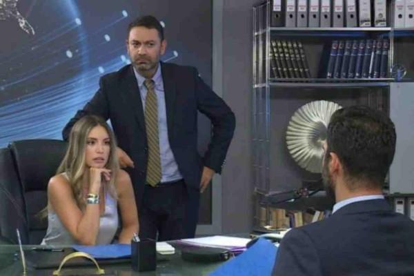 Έλα στη θέση μου: Απίστευτο το σημερινό επεισόδιο  - Μάρκος και Ρενάτα έρχονται πολύ κοντά