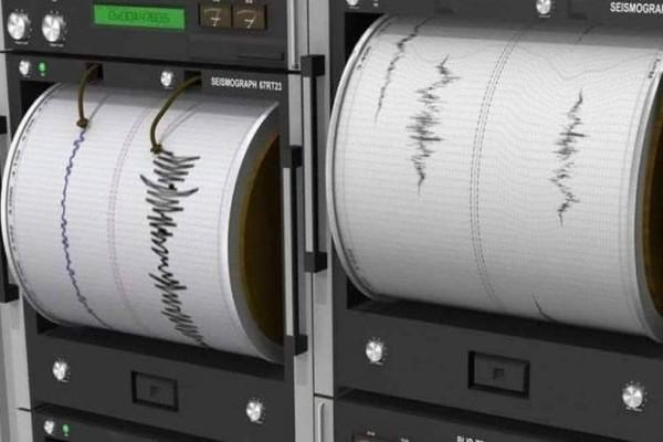 Ισχυρός σεισμός 6,2 Ρίχτερ στην Μεσόγειο, ανοικτά της Μεσσηνίας