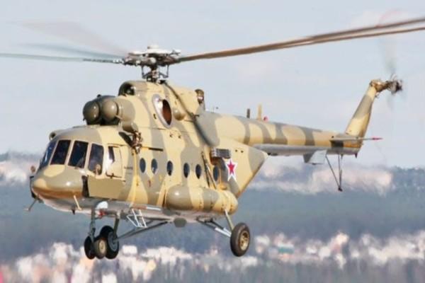 Συνεντρίβη στρατιωτικό ελικόπτερο κοντά στη Μόσχα - Νεκρά τα μέλη του πληρώματος