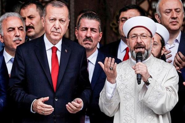 Οι Τούρκοι… το τερμάτισαν: Κάνουν διαμάχη για το αν φταίει η ομοφυλοφιλία για τον κορωνοϊό