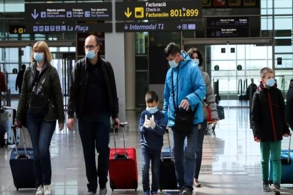 «Βόμβα» από την Ισπανία: Κλείνει λόγω κορωνοϊού τα σύνορα μέχρι τον Ιούλιο