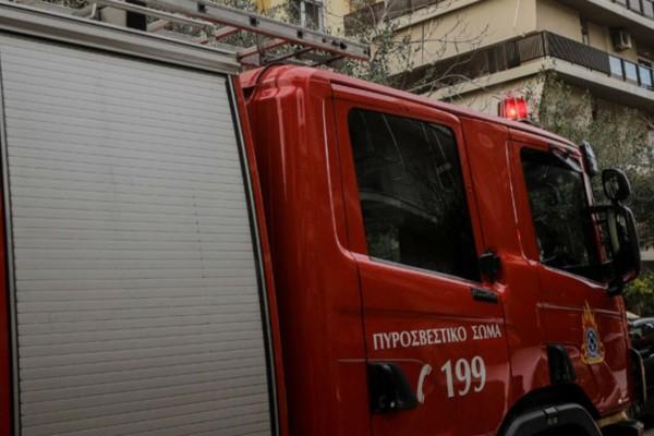Τραγωδία στη Θεσσαλονίκη: Νεκρή γυναίκα από φωτιά σε διαμέρισμα (Video)