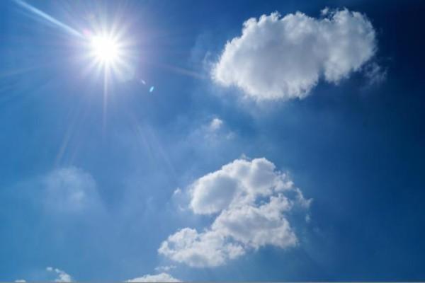 Καιρός: Εξαιρετικός σε όλη την χώρα - Παίρνει την ανηφόρα η θερμοκρασία