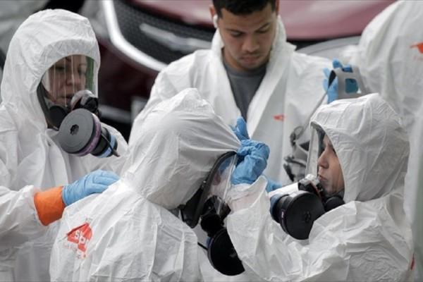 Κορωνοϊός: Ακόμη ένας θάνατος στην Ελλάδα - 10 νέα κρούσματα και 2.770 συνολικά