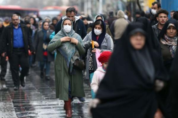 Κορωνοϊός Ιράν: Κατακόρυφη αύξηση των κρουσμάτων μετά την άρση των μέτρων - Πάνω από 1.500 σε ένα 24ωρο