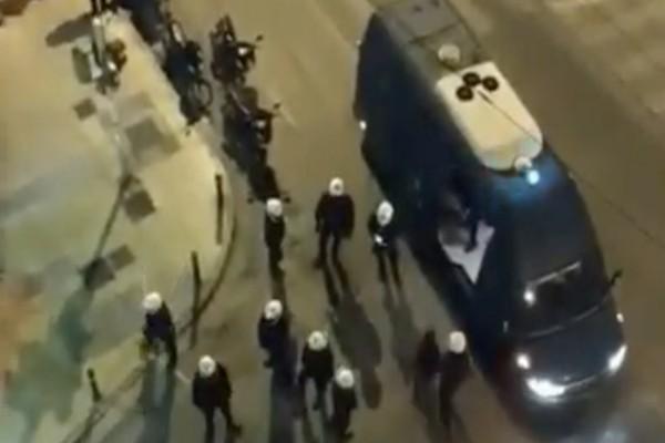 Εξέλιξη με τα επεισόδια στην Κυψέλη: Συνελήφθη 52χρονο για το τηλεφώνημα-«παγίδα» στην Αστυνομία