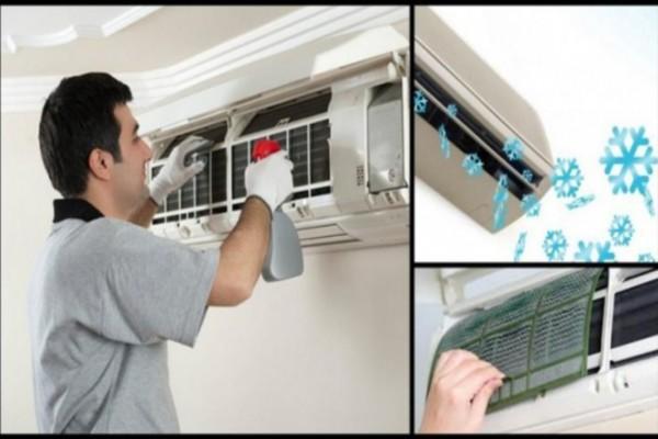 Καθαρίστε μόνοι σας το κλιματιστικό του σπιτιού σας - Θα σας λύσει τα χέρια