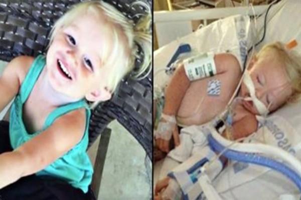 Αυτό το 2χρονο κοριτσάκι πέθανε ενώ έπαιζε στο γκαζόν - Μην αγνοήσετε αυτό το θανάσιμο κίνδυνο