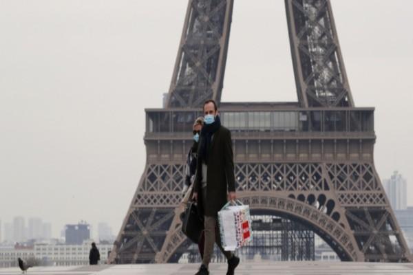 Κορωνοϊός στη Γαλλία: Αισθητή μείωση του ημερήσιου αριθμού των νεκρών - Έγινε διψήφιος