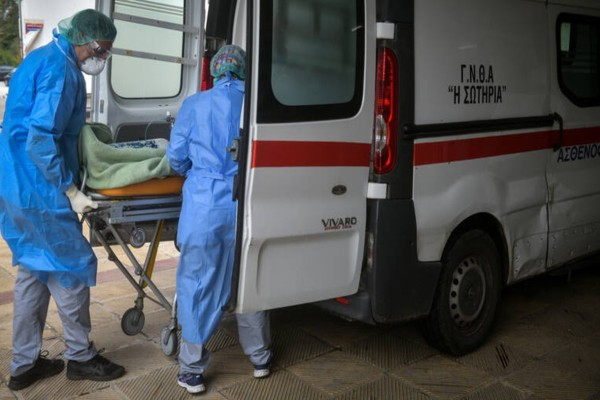 Κορωνοϊός: Τρεις ακόμη θάνατοι στην Ελλάδα - 16 νέα κρούσματα και 2.760 συνολικά