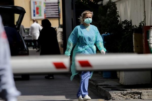 Στους 175 οι νεκροί από κορωνοϊό - Κατέληξε 83χρονος στο «Αττικόν»