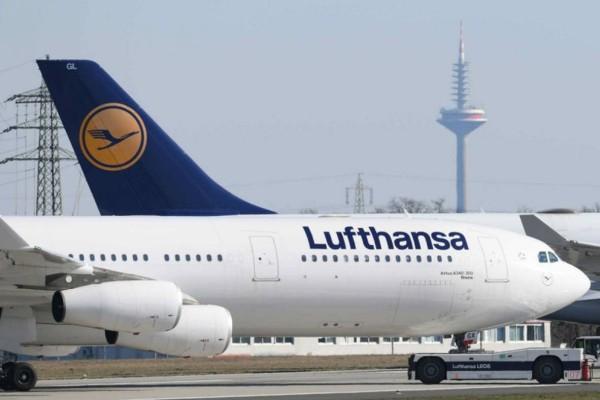 Άρση μέτρων: Ανακοίνωση Lufthansa για πτήσεις από και προς Ελλάδα